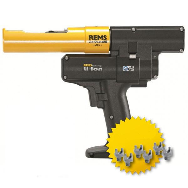 REMS Ax-Press 25 ACC Basic Pack