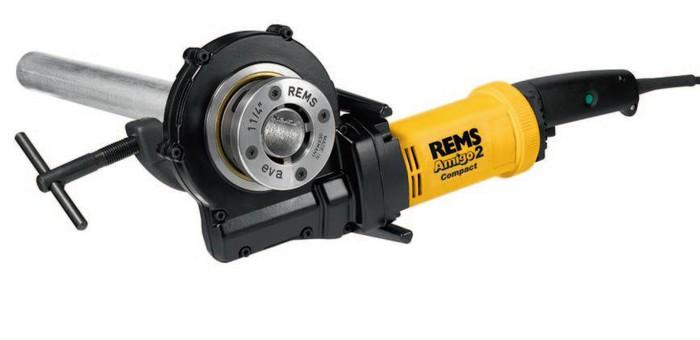 REMS Amigo 2 Compact Set M 20-25-32-40-50 (Mx1,5)