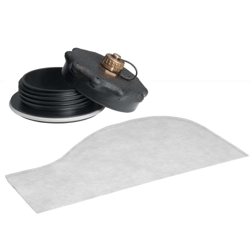 REMS - Jemný filter so sáčkom jemného filtra 70 mikrometr