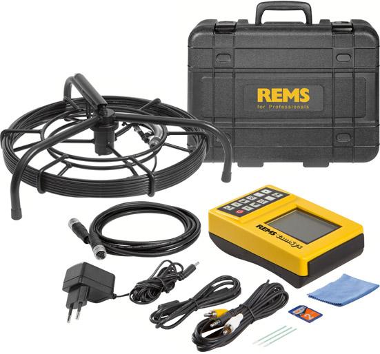 REMS Inšpekčný kamerový systém CamSys Set S-Color 30 H