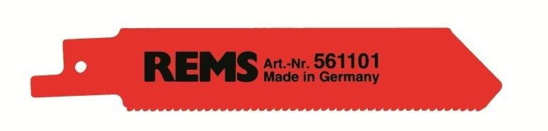 REMS pilový list na kov 200mm
