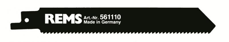 REMS Pílový list 150mm, na drevo, drevo s klincami, palety, kov