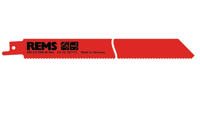 REMS pílový list 280mm-2,5