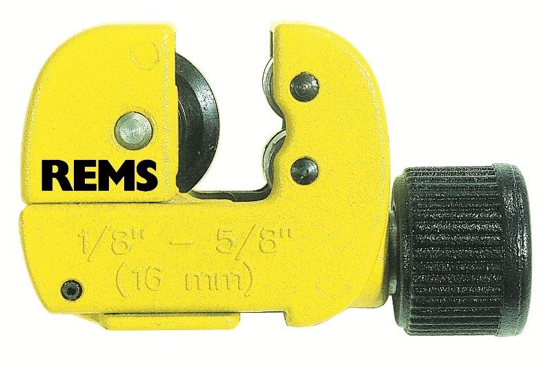 REMS RAS Cu-INOX 3-16, s ≤4 mm rezač rúr