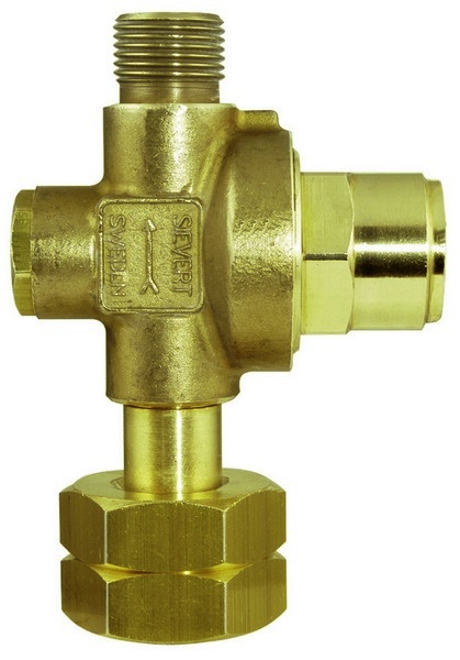 REMS regulator tlaku
