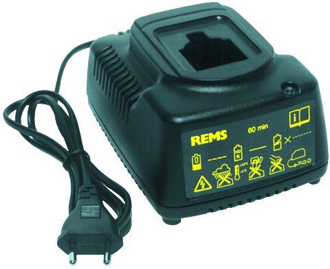 REMS Rýchlonabíjačka Li-Ion/Ni-Cd 230 V, 50–60 Hz, 65 W