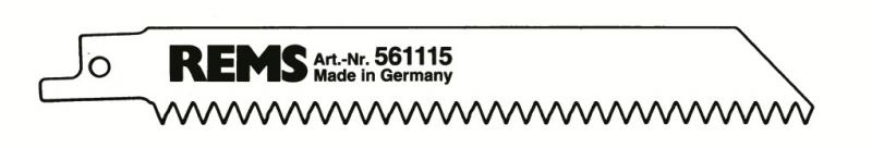 REMS pílový list 150-4,2 pre sádrokartón, pórobetón