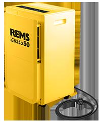 REMS Secco 50 elektrický odvlhčovač vzduchu + merač vlhkosti ZADARMO